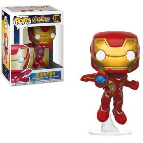 Avengers Infinity War Iron Man POP! Figur 9 cm