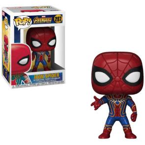 Avengers Infinity War Iron Spider POP! Figur 9 cm