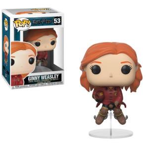 Harry Potter Ginny on Broom POP! Figur 9 cm