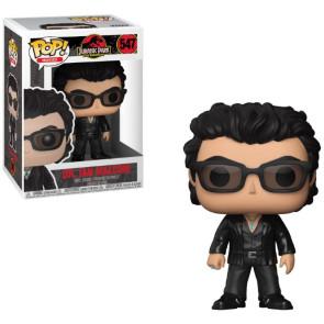 Jurassic Park Dr. Ian Malcolm POP! Figur 9 cm