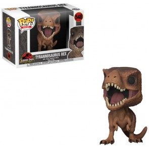 Jurassic Park Tyrannosaurus POP! Figur 9 cm