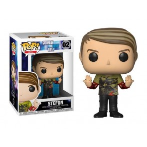 Saturday Night Live Stefon POP! Figur 9 cm