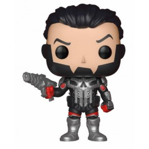 Marvel Sturm der Superhelden Punisher 2099 POP! Figur 9 cm