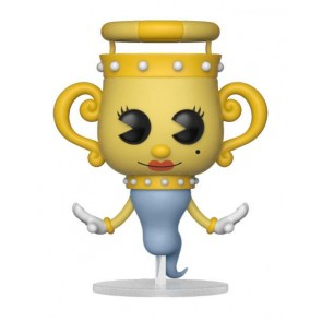 Cuphead Legendary Ghost POP! Figur 9 cm