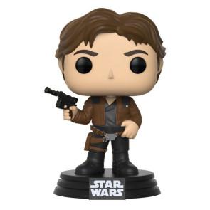 Star Wars Solo Han Solo POP! Figur 9 cm