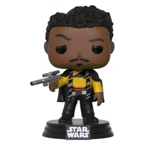 Star Wars Solo Lando Calrissian POP! Figur 9 cm
