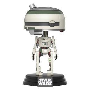 Star Wars Solo L3-37 POP! Figur 9 cm