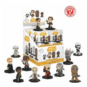 Star Wars Solo Mystery Minis Figuren 6 cm Display