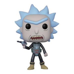 Rick and Morty Prison Escape Rick POP! Figur 9 cm