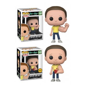 Rick and Morty Sentinent Arm Morty POP! Figur 9 cm