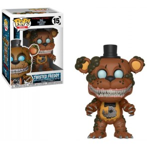 Five Nights at Freddys The Twisted Ones Twisted Freddy POP! Figur 9 cm