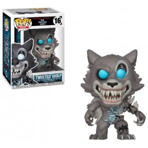 Five Nights at Freddys The Twisted Ones Twisted Wolf POP! Figur 9 cm