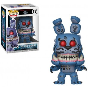 Five Nights at Freddys The Twisted Ones Twisted Bonnie POP! Figur 9 cm