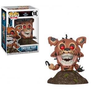 Five Nights at Freddys The Twisted Ones Twisted Foxy POP! Figur 9 cm