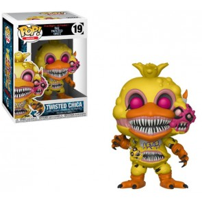 Five Nights at Freddys The Twisted Ones Twisted Chica POP! Figur 9 cm