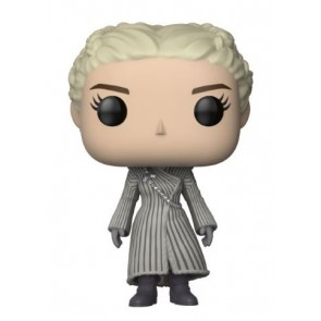 Game of Thrones Daenerys POP! Figur White Coat 9 cm