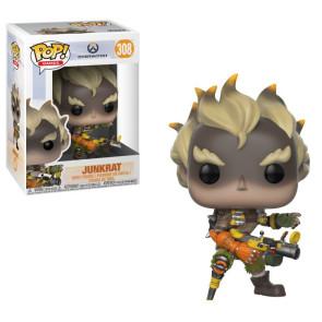 Overwatch Junkrat POP! Figur 9 cm