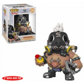 Overwatch Roadhog POP! Figur 15 cm