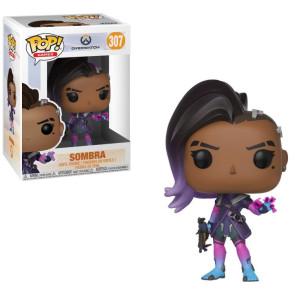 Overwatch Sombra POP! Figur 9 cm