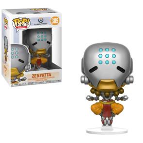 Overwatch Zenyatta POP! Figur 9 cm