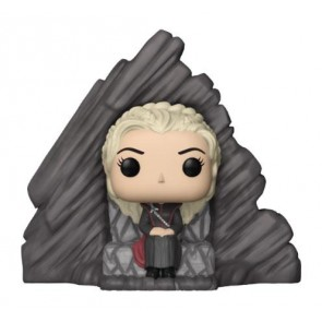 Game of Thrones Daenerys POP! Rides Dragonstone Throne Figur 15 cm