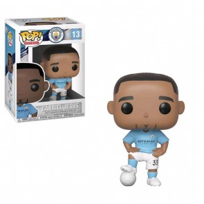 EPL POP! Football Vinyl Figur Gabriel Jesus (Manchester City) 9 cm