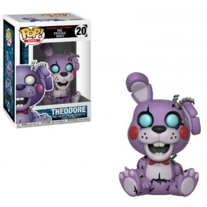 Five Nights at Freddys The Twisted Ones Twisted Theodore POP! Figur 9 cm