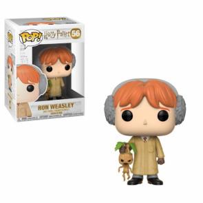 Harry Potter Ron Weasley POP! Figur Herbology 9 cm