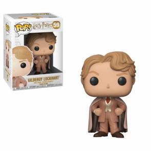 Harry Potter Gilderoy Lockhart POP! Figur 9 cm