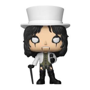 Alice Cooper POP! Rocks Vinyl Figur Alice Cooper 9 cm