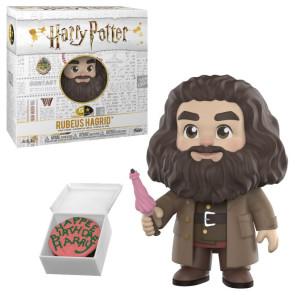 Harry Potter 5 Star Vinyl Figur Hagrid 8 cm
