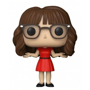 New Girl POP! TV Vinyl Figur Jess 9 cm