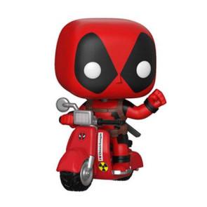 Deadpool & Scooter POP! Rides Figur 15 cm