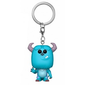Monster AG Pocket POP! Vinyl Schlüsselanhänger Sulley 4 cm