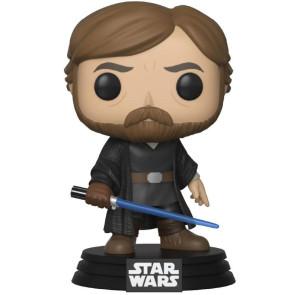Star Wars Episode VIII POP! Vinyl Figur Luke Skywalker (Final Battle) 9 cm