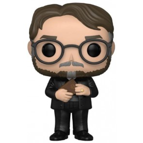 Guillermo del Toro POP! Directors Vinyl Figur 9 cm