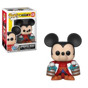 Micky Maus 90th Apprentice Mickey POP! Figur 9 cm