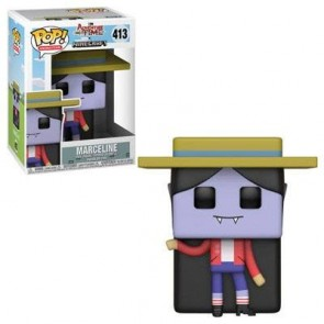 Adventure Time / Minecraft POP! Television Vinyl Figur Marceline 9 cm