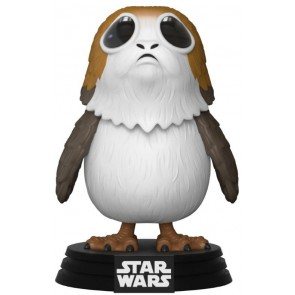 Star Wars Episode VIII POP! Vinyl Figur Sad Porg 9 cm