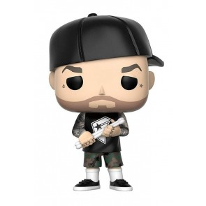 Blink 182 Travis Barker POP! Figur 9 cm