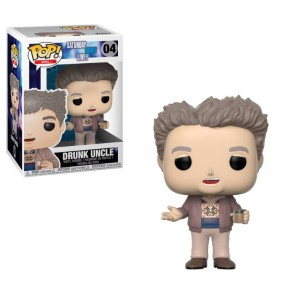Saturday Night Live Drunk Uncle POP! Figur 9 cm