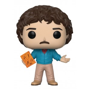 Friends 80's Ross POP! Figur 9 cm