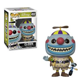 Nightmare before Christmas Clown POP! Figur 9 cm