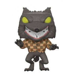 Nightmare Before Christmas Wolfman POP! Figur Speciality Series 9 cm