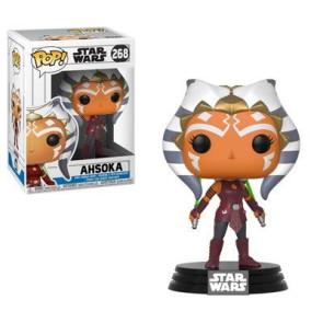 Star Wars Clone Wars Ahsoka POP! Figur 9 cm