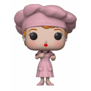 I Love Lucy POP! TV Vinyl Figur Factory Lucy 9 cm