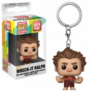 Ralph reichts 2 Pocket POP! Vinyl Schlüsselanhänger Wreck-It Ralph 4 cm