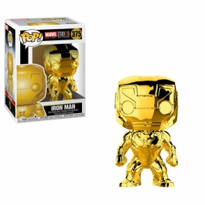 Marvel Studios Iron Man POP! Chrome Figur 9 cm
