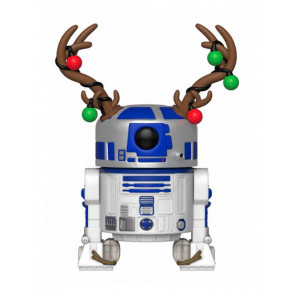 Star Wars Holiday R2-D2 POP! Figur 9 cm