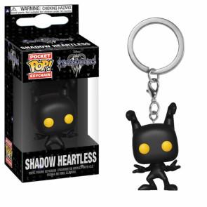 Kingdom Hearts 3 Pocket POP! Vinyl Schlüsselanhänger Shadow Heartless 4 cm